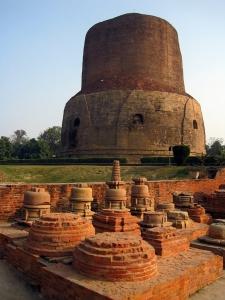 DhamekStupa