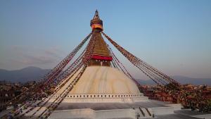 Boudhanath Stupa Kathmandu, Nepal